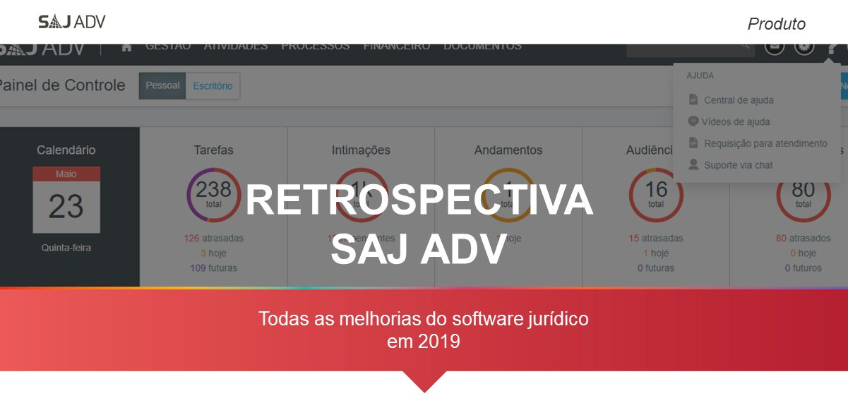 saj adv - software jurídico